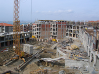 Construction March 2006