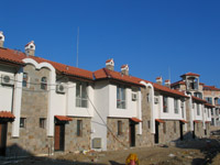 Nov 2006- Townhouses
