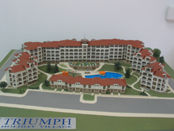 Triumph Holiday Village- Model View 2