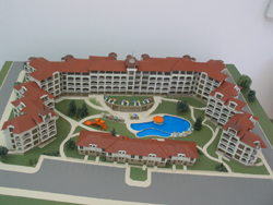 Triumph Holiday Village- Model View 3